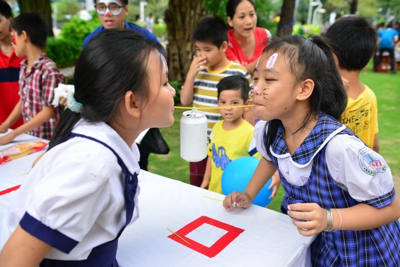 Ngày hội trẻ em: Có đến, có chơi, có quà - ảnh 1