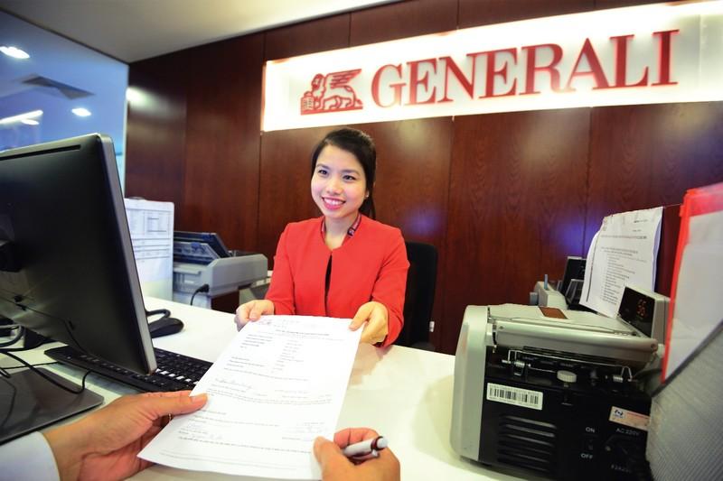 Generali Việt Nam tăng 81% doanh thu phí bảo hiểm - ảnh 1