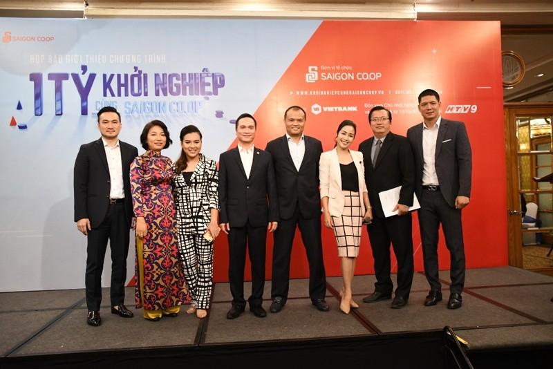 Khởi nghiệp 1 tỉ đồng cùng Saigon Co.op - ảnh 1