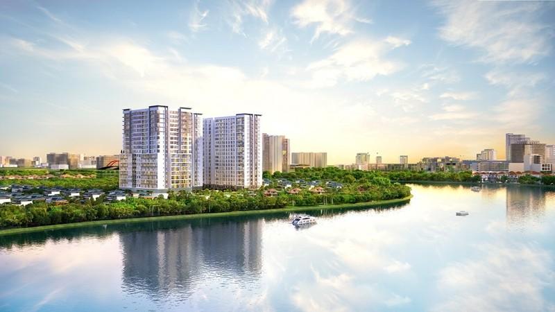 Ưu đãi lớn của dự án ba mặt giáp sông Sunrise Riverside - ảnh 3