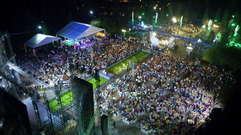Lễ hội bia Sư Tử Trắng: Nâng ly vì chí lớn - ảnh 2