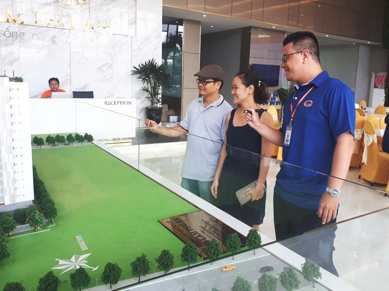 Khách hàng tham gia giám sát công trình Him Lam Phú An  - ảnh 7