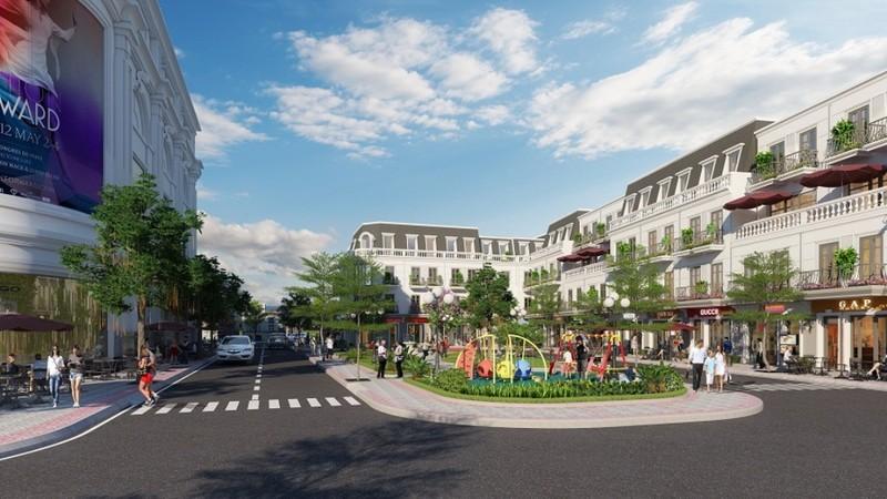 Ra mắt dự án Vincom Shophous Quảng Ngãi - ảnh 2