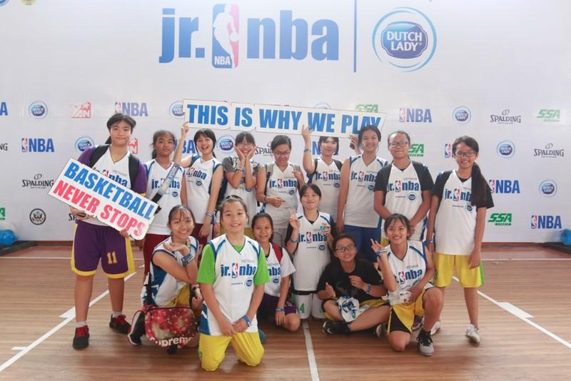 FrieslandCampina Việt Nam giúp trẻ phát triển toàn diện - ảnh 1
