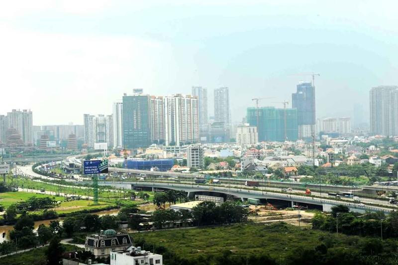 """""""Ông vua"""" về tốc độ phát triển Khu Đông Sài Gòn - ảnh 2"""