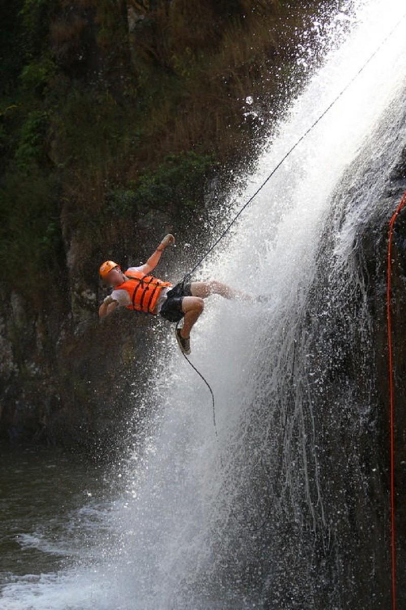 Công an Đà Lạt xác nhận 3 du khách nước ngoài tử nạn ở thác Datanla - ảnh 1