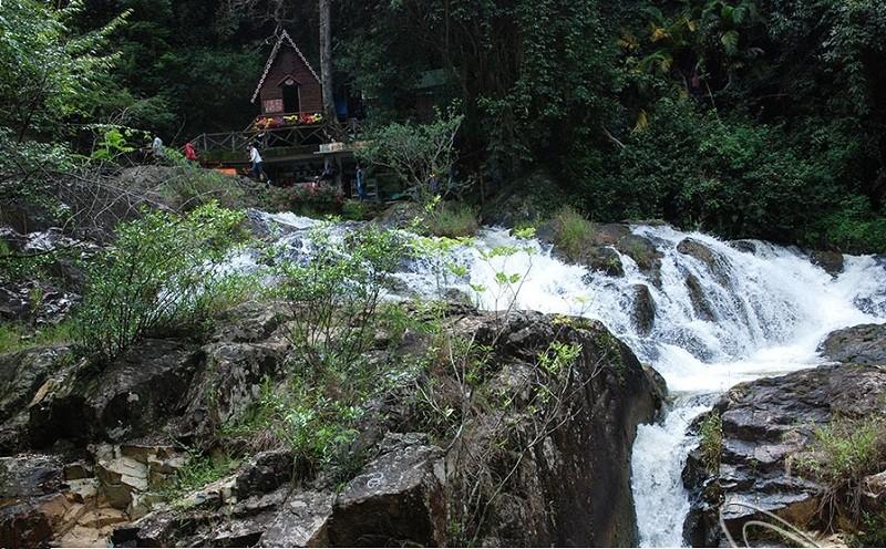 Công an Đà Lạt xác nhận 3 du khách nước ngoài tử nạn ở thác Datanla - ảnh 3