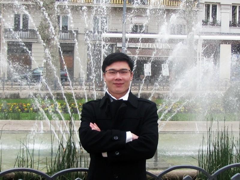 Tiến sĩ trẻ xuất sắc thế giới: 'Tôi sẵn sàng về Việt Nam' - ảnh 2