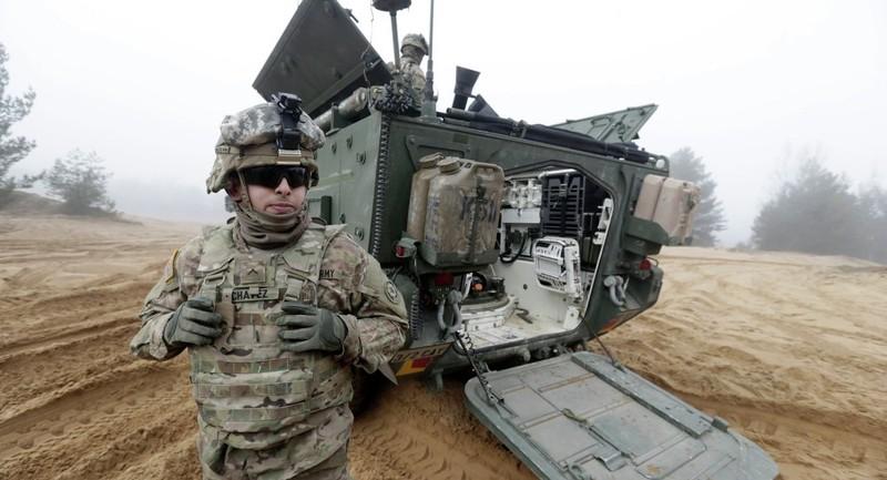 'NATO dàn quân ở châu Âu là động thái nguy hiểm chưa từng có' - ảnh 1