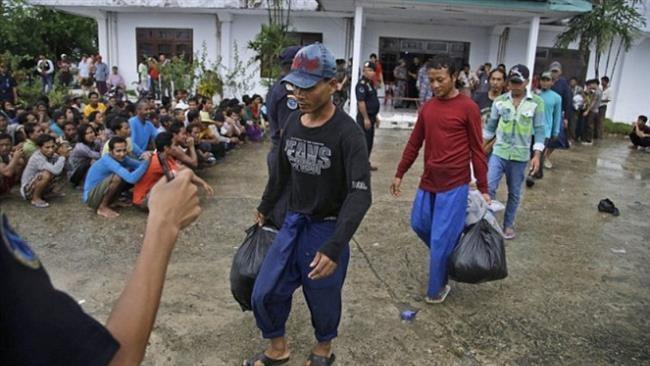 Giải cứu hàng trăm ngư dân bị bắt làm nô lệ trên quần đảo Indonesia - ảnh 4