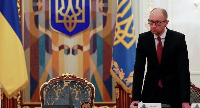 Thủ tướng Ukraine bị yêu cầu từ chức - ảnh 1