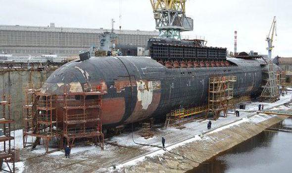 Hé lộ nguyên nhân tàu hạt nhân Nga bốc cháy dữ dội - ảnh 2