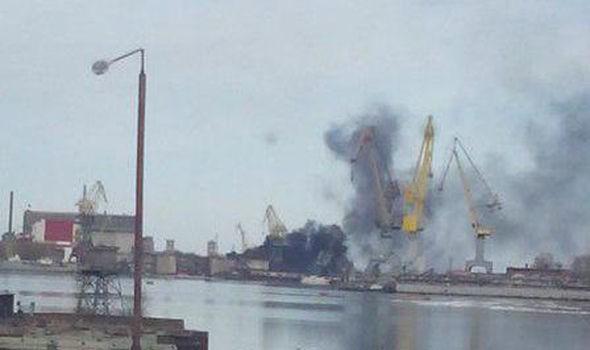 Hé lộ nguyên nhân tàu hạt nhân Nga bốc cháy dữ dội - ảnh 3