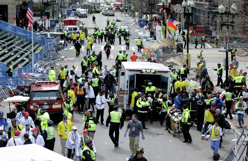Tin nóng: Nghi phạm vụ Boston bị kết tội sử dụng vũ khí hủy diệt hàng loạt - ảnh 2