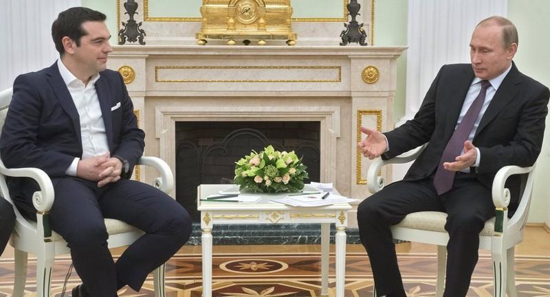 Hy Lạp 'công khai không tán thành' EU trừng phạt Nga - ảnh 1