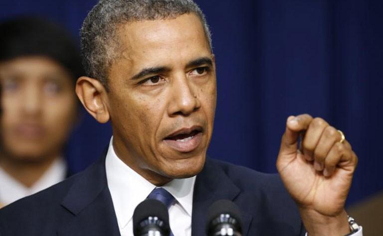 Obama quan ngại Trung Quốc dùng sức mạnh 'cơ bắp' tại biển Đông - ảnh 1
