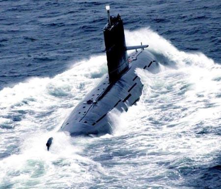 Mỹ dùng tàu ngầm không người lái 'khắc chế' tàu ngầm Nga, Trung Quốc - ảnh 1