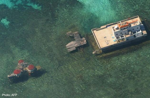 Philippines chỉ trích Trung Quốc phá hủy sinh thái biển Đông - ảnh 1