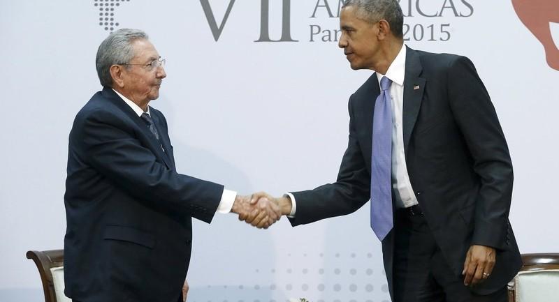 Nhà Trắng 'xóa tên' Cuba khỏi 'danh sách đen' - ảnh 1
