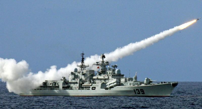 'Quân bài' mới của Trung Quốc thách thức hải quân Hoa Kỳ - ảnh 1