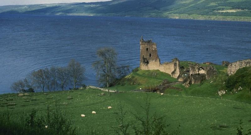 Người khổng lồ Google 'săn' quái vật hồ Loch Ness - ảnh 1
