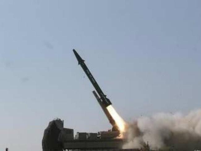 Tên lửa của Nga rơi không rõ lí do - ảnh 1