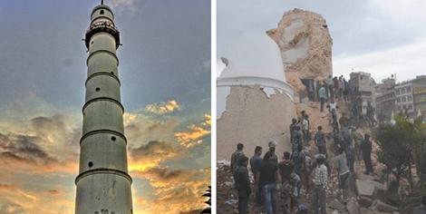Thông tin mới nhất vụ động đất ở Nepal khiến gần 900 người chết  - ảnh 2