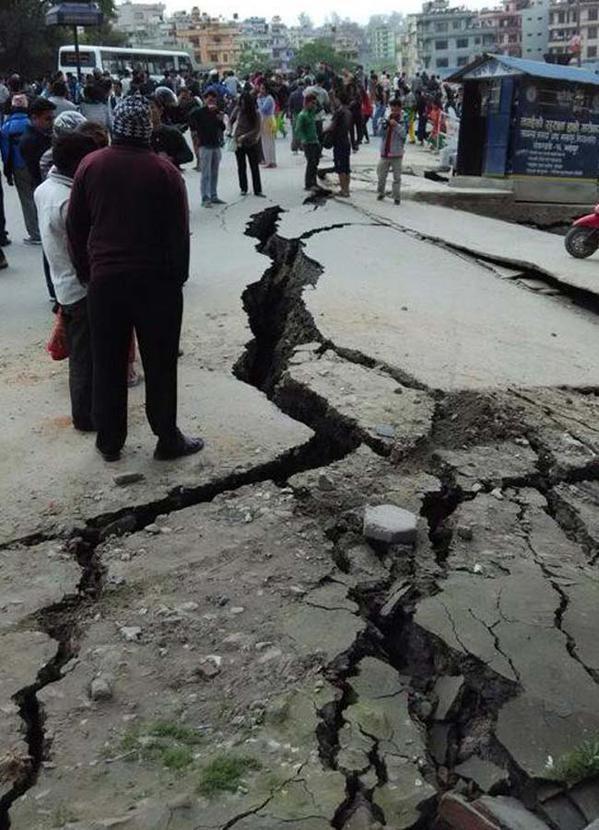 Nóng: Động đất cực mạnh xuyên quốc gia giết chết ít nhất 108 người - ảnh 6