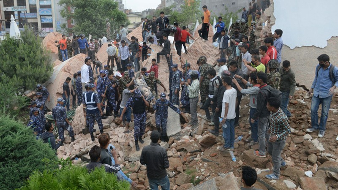 Nóng: Động đất cực mạnh xuyên quốc gia giết chết ít nhất 108 người - ảnh 7