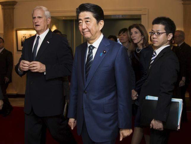 Mỹ cam kết 'bọc thép' cho an ninh Nhật Bản tại khu vực - ảnh 1