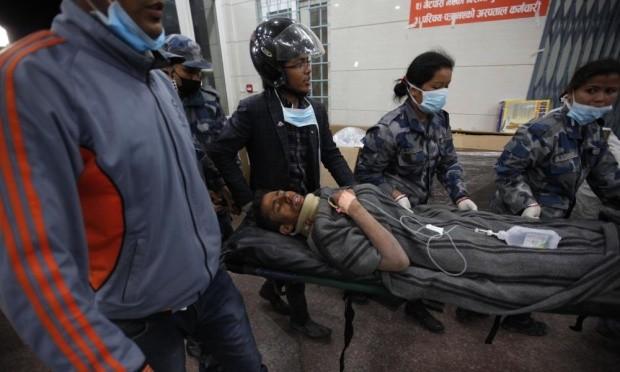 Số người chết tại Nepal lên đến hơn 5.000 người - ảnh 2