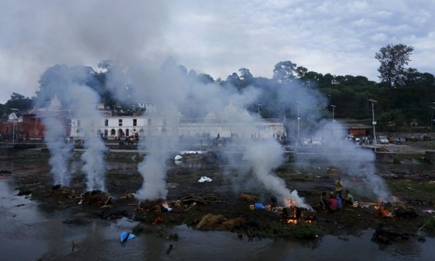 Số người chết tại Nepal lên đến hơn 5.000 người - ảnh 5