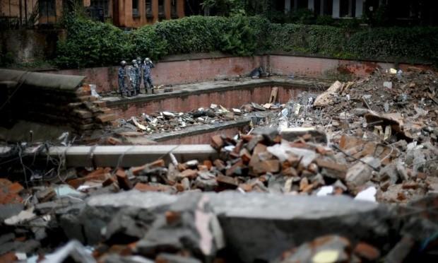 Số người chết tại Nepal lên đến hơn 5.000 người - ảnh 3