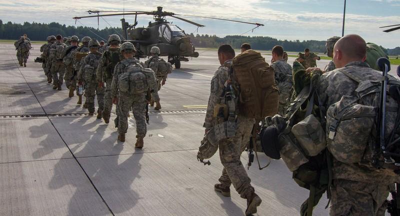 NATO tăng quân gấp đôi, thọc sườn châu Âu  - ảnh 1