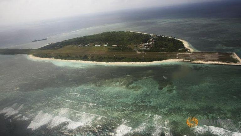 Lần đầu tiên Nhật-Philippines tập trận chung ở biển Đông - ảnh 1