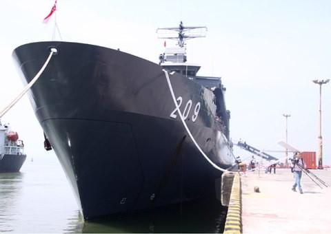 Hải quân mạnh nhất Châu Á - Bài 1: Nếu có hải chiến Ấn-Singapore, ai thắng? - ảnh 2