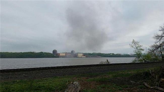 Nổ lớn tại nhà máy điện hạt nhân khiến dân Mỹ sợ hãi - ảnh 1