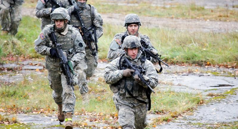 Binh lính quân đội Mỹ có thể tàng hình - ảnh 1