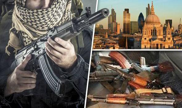 Khủng bố IS dọa đánh bom Thủ đô nước Anh - ảnh 1