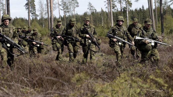 Nga tăng cường hiện diện quân sự tại Crimea, đáp trả lại NATO - ảnh 1