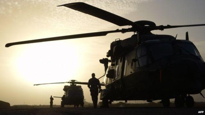 Thêm hai thủ lĩnh IS bị tiêu diệt - ảnh 1