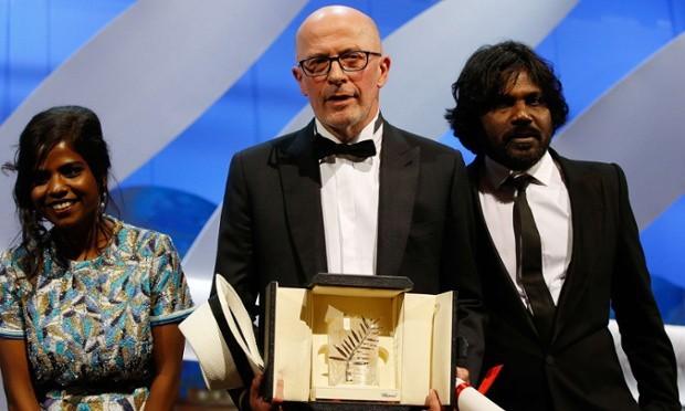 LHP Cannes 2015: Phim Pháp 'ẵm gọn' Cành Cọ Vàng - ảnh 1