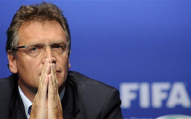 Ai sẽ là người kế nhiệm chủ tịch FIFA? - ảnh 1