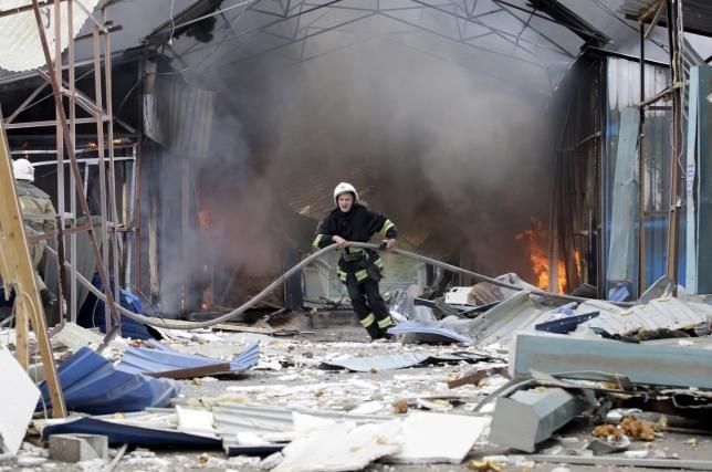 Giao tranh bất ngờ xảy ra tại Ukraine sau nhiều tháng 'im hơi' - ảnh 1