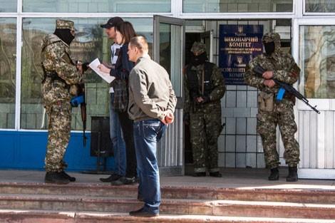 Ukraine cảnh báo Nga xâm lược - ảnh 2