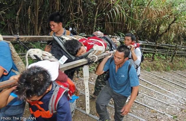 Động đất Malaysia: 11 người chết, 8 người mất tích - ảnh 1