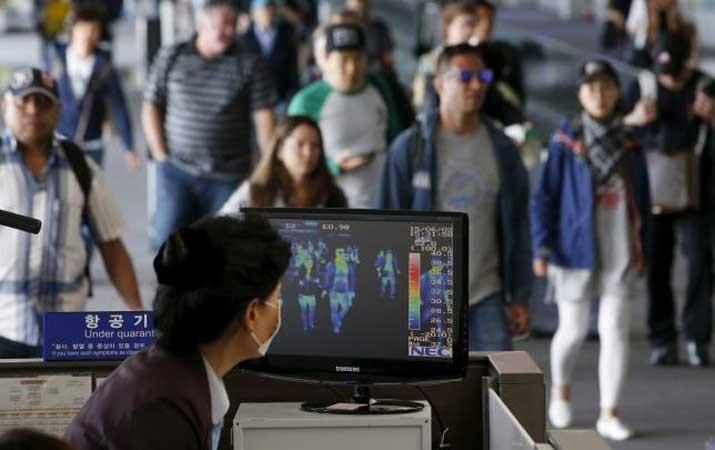 Chùm ảnh cúm Trung Đông 'tấn công' Hàn Quốc - ảnh 2