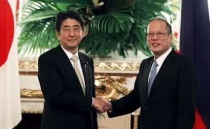 Nhật 'bắt tay' Philippines diễn tập hàng hải chung trên biển Đông - ảnh 1