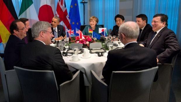 G7 phản đối đảo nhân tạo, Trung Quốc ngang ngược 'phản pháo' - ảnh 1