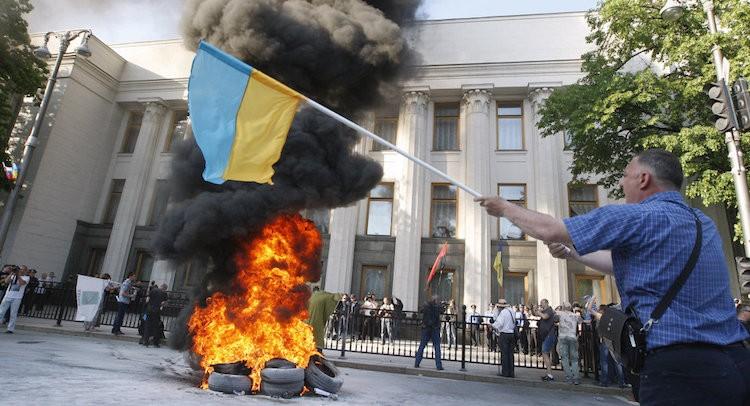 IMF tiếp tục gói cứu trợ 40 tỷ USD cho Ukraine - ảnh 1